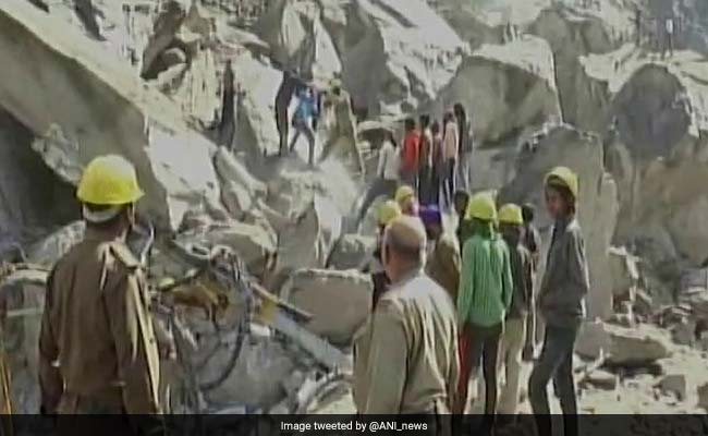 Thousands Remain Stranded After Landslide Near Badrinath