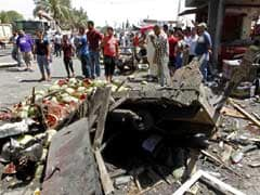 At Least 27 Dead In Baghdad Bombings: Officials