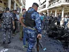 Suicide Bombers Attack Baghdad Market, Killing 8: Police