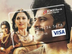Now, Customise Your ICICI Bank Debit Card With 'Baahubali' Design