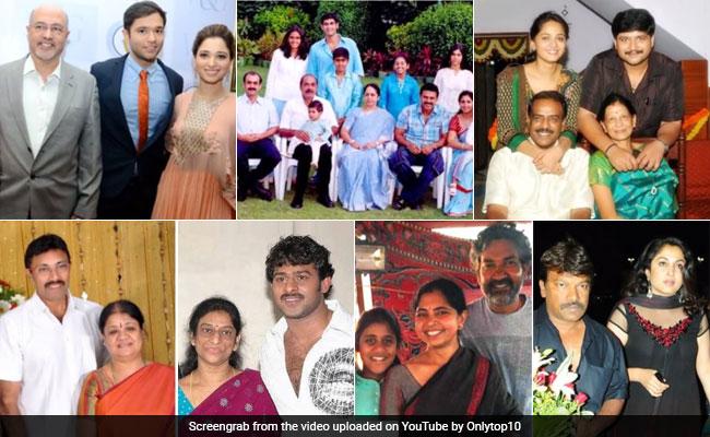 वीडियो : मिलिए 'बाहुबली' के सितारों के असली परिवारों से...