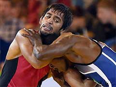 Asian Wrestling Championships: Bajrang Punia Wins Gold In 65 Kg Category