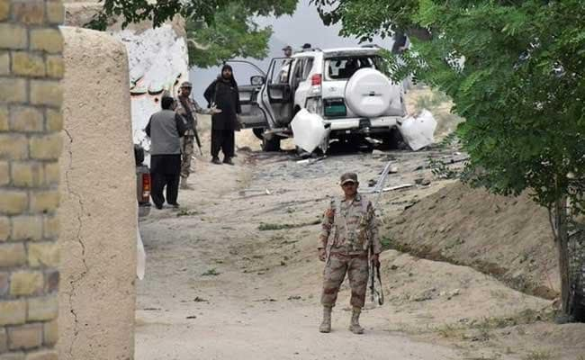 Blast In Balochistan Kills 25 As Bomb Hits Convoy Of Pakistan Senate Deputy