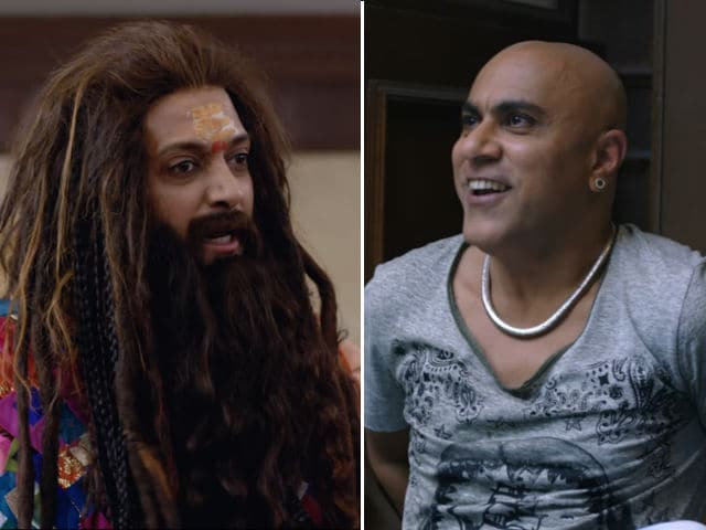 Bank Chor Trailer: Riteish Deshmukh Is An Inept Thief, Vivek Oberoi A Cop But Baba Sehgal Steals The Show