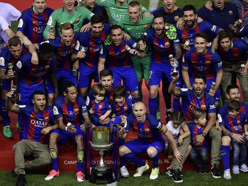 Lionel Messi Magic Inspires Barcelona To Retain Copa del Rey