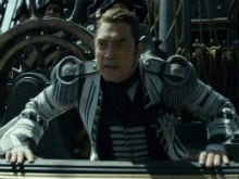 Javier Bardem Explains Why <I>Pirates Of The Caribbean 5</i> Was A 'Disney Ride You Got Paid For'