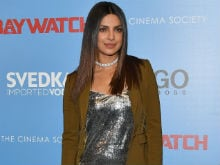 <i>Baywatch</i> Returns. Priyanka Chopra Explains Why Her Character Is So Mean