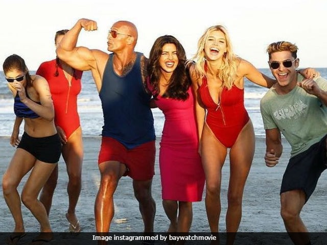 Baywatch US Box Office: Priyanka Chopra's Debut Sunk By Johnny Depp's Pirates