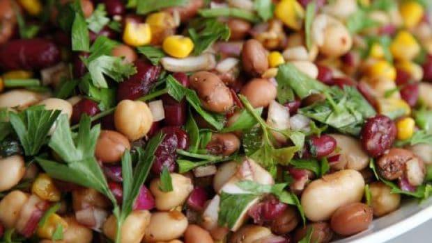 beans chaat