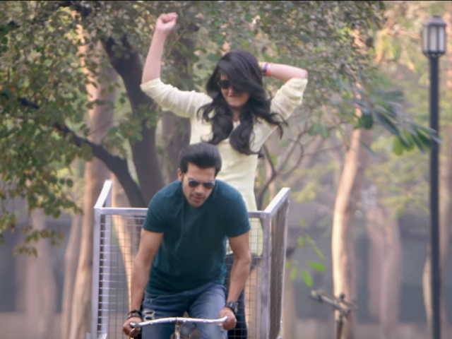 Behen Hogi Teri: Rajkummar Rao And Shruti Haasan's New Song Teri Yaadon Mein  Will Win Your Heart