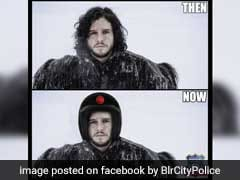 Bengaluru Police Wows Internet With Its 'Game Of Thrones' Reference