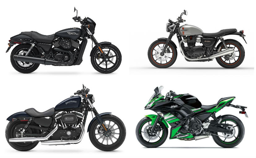best selling superbikes in india