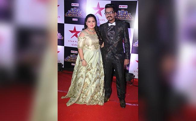 bharti singh star parivaar awards