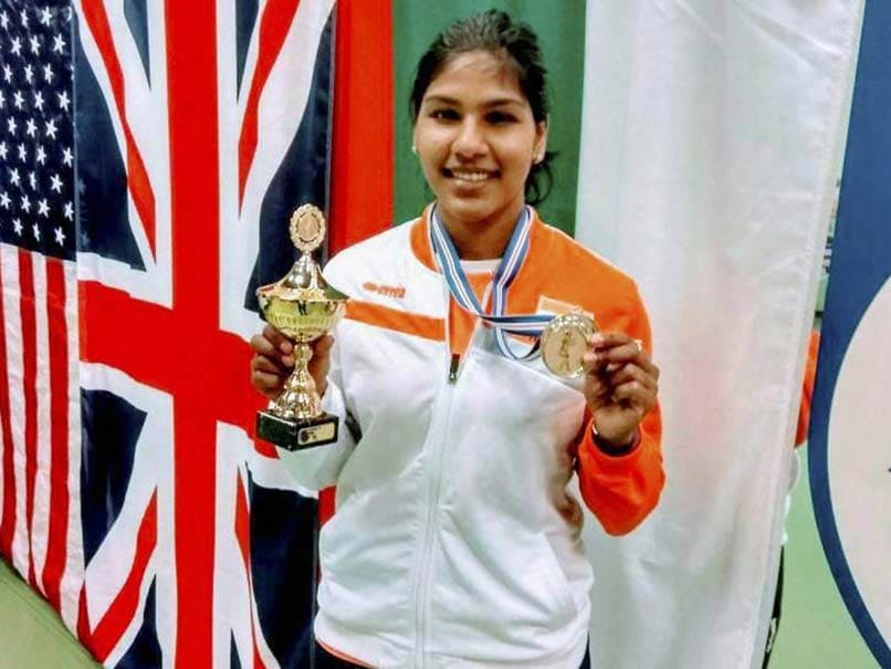 Fencer Bhavani Devi Becomes First Indian To Win Gold In International Event