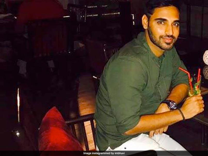 Bhuvneshwar Kumar Denies Dating Actress, Will Disclose Actual Name Later