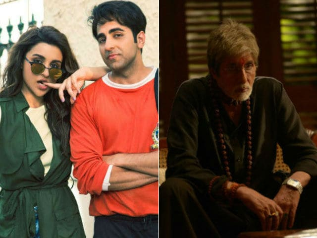 Today's Big Release: Meri Pyaari Bindu And Sarkar 3
