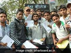 Bihar Students Continue Protest Over Poor Intermediate Result