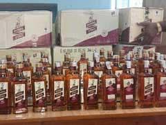 उत्तर प्रदेश में करोड़ों रुपये की अवैध शराब बरामद, 8 लोग गिरफ्तार
