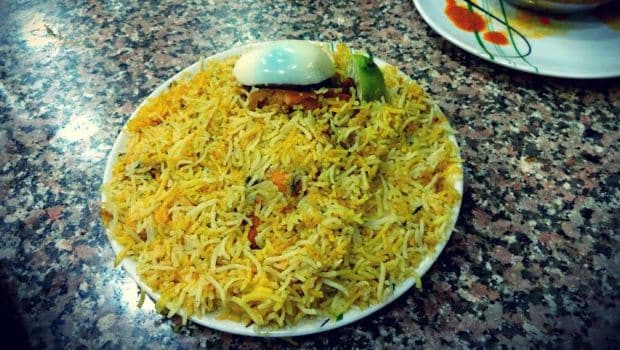 Best Place To Have Biryani in Delhi: Andhra Bhawan