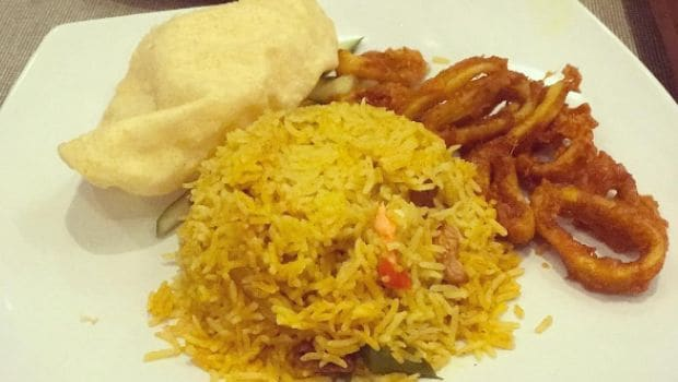 Best Place To Have Biryani in Delhi: Hotel Malabar