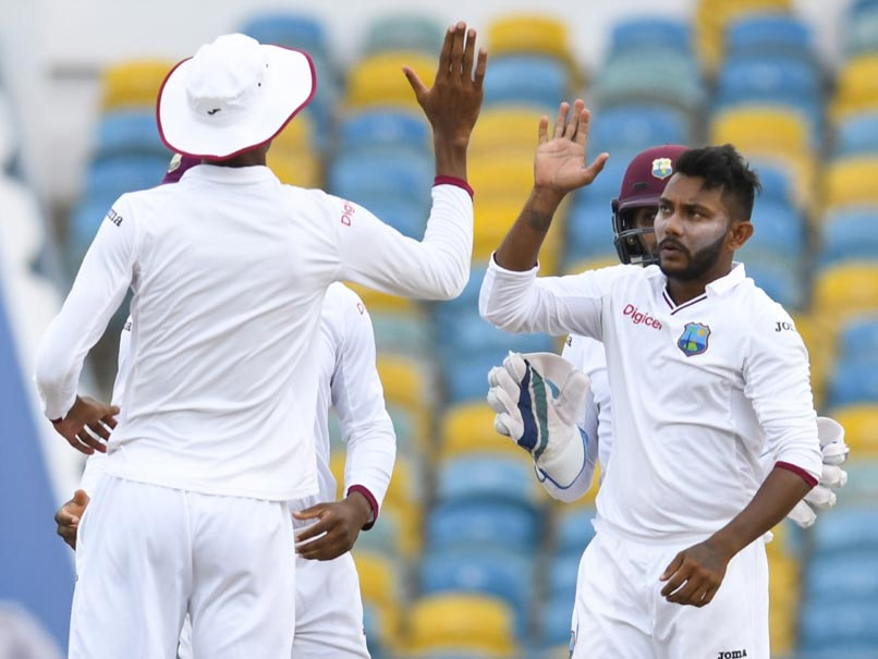 2nd Test: West Indies Claim Late Wickets as Pakistan Close on 162-3