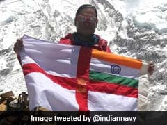 After 50 Years, Navy Personnel Conquer Mount Everest