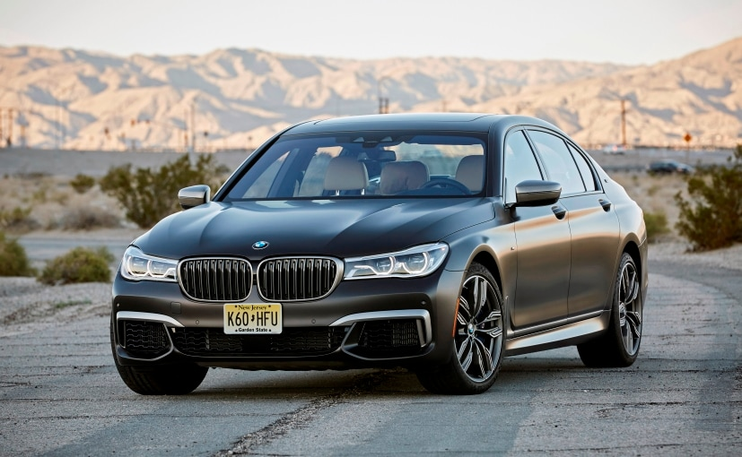 BMW M760Li V12 Launched In India Priced At INR 227 Crore