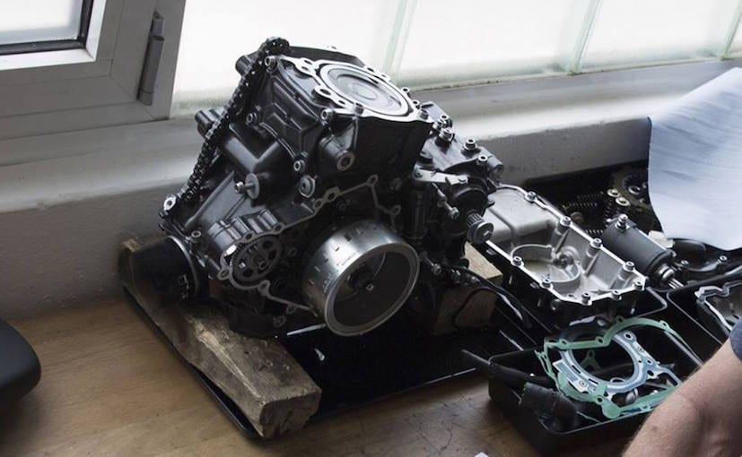 bmw g 310 r production engine
