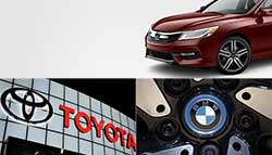 US To Probe Japanese, German Automakers Over Alleged Patent Violations