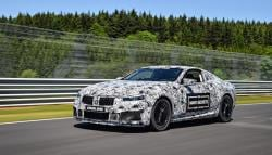 BMW M8 Prototype Officially Teased; Race-Spec BMW M8 GTE Also Under Development