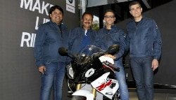 BMW Motorrad Inaugurates New Showroom In Ahmedabad