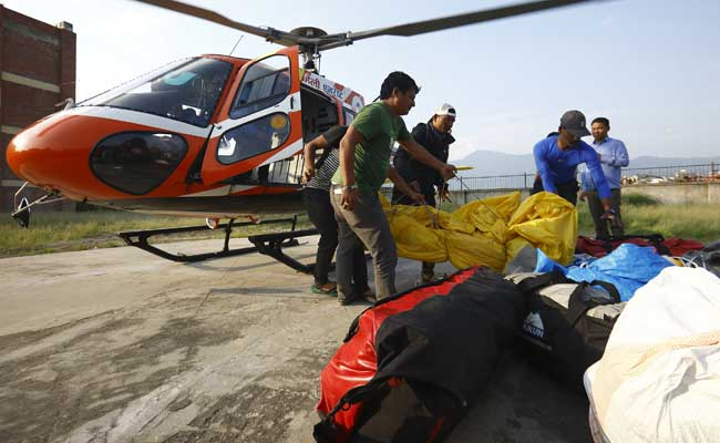 Bodies Of Indians Recovered At Everest And Complaints Of Stolen Oxygen