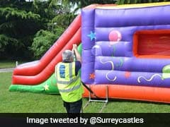 6-Year-Old Dies After Bouncy Castle Shot Into Sky, Then Crashed To Ground