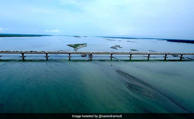 Dhola-Sadiya Bridge Brings Hope, Cheer. But Boatmen Expect A Sustenance Plan