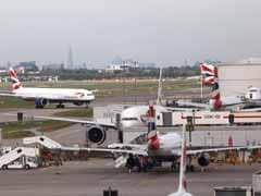 Man Dies After Vehicles Collide At London's Heathrow Airport