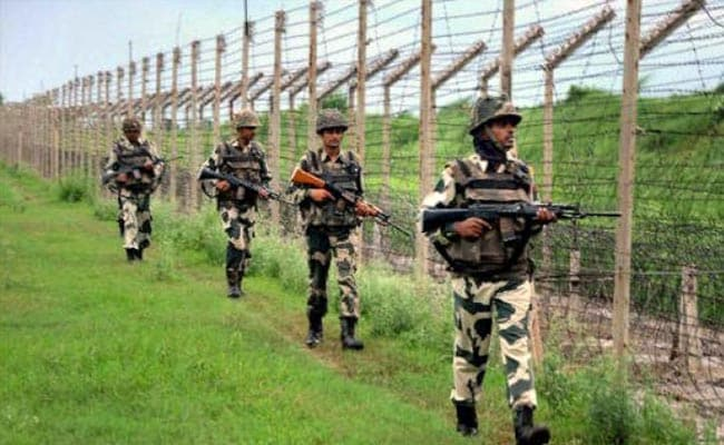 BSF Pounds Pakistan Positions Near Border With 9,000 Mortar Shells
