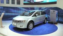 Indian Government's Push For Electric Vehicles Could Benefit Chinese Automakers