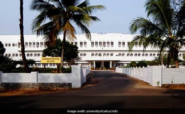 Calicut University Begins Centralized Admission Process (CAP); Last Date June 2
