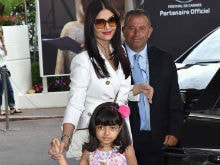 Cannes Film Festival: Aishwarya Rai Bachchan Takes Aaradhya Around The French Riviera
