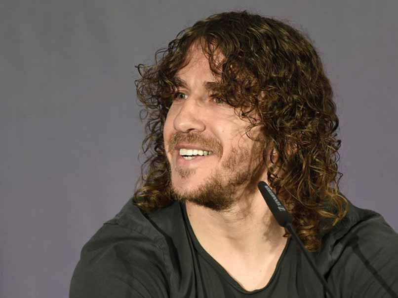 Carles Puyol Kicks Off FIFA U-17 World Cup Ticket Sales
