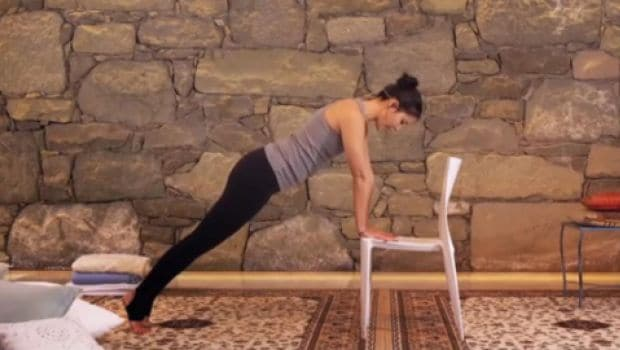 chair yoga yoga fitness