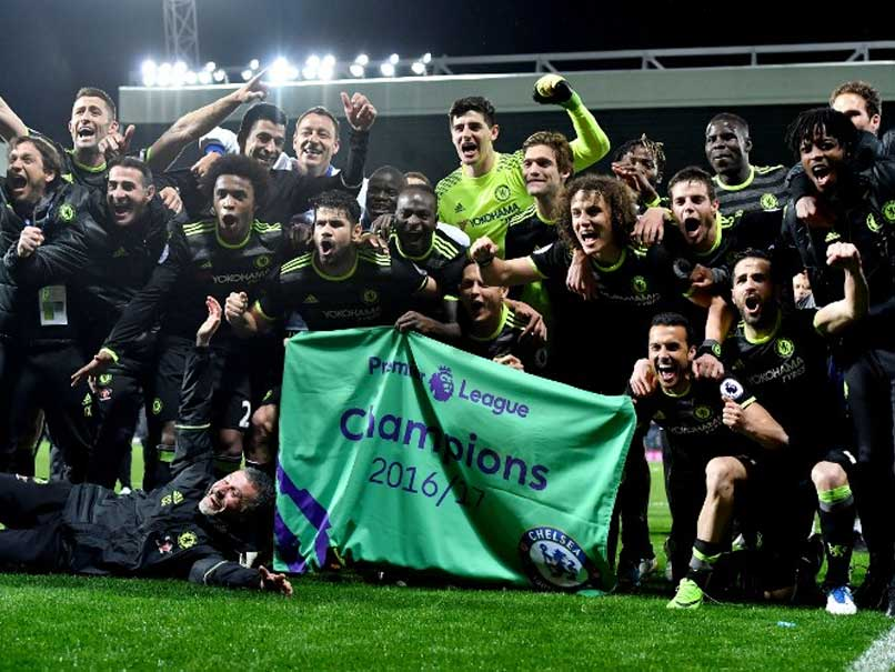 Michy Batshuayi's Late Winner Helps Chelsea Secure Premier League Title