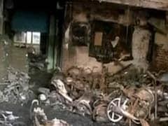 चेन्नई के अपार्टमेंट में आग लगने से दो बच्चों सहित चार की मौत