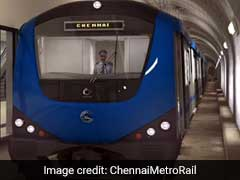 Chennai Metro's First Underground Stretch To Be Inaugurated Today