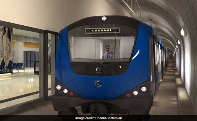 Tamil Nadu Chief Minister K Palaniswami Slashes Metro Rail Fare By Rs 20