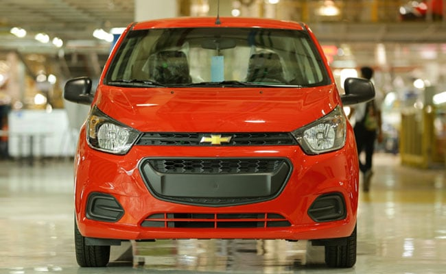 Chevrolet Quits India But GM Will Keep Making Cars Here ...