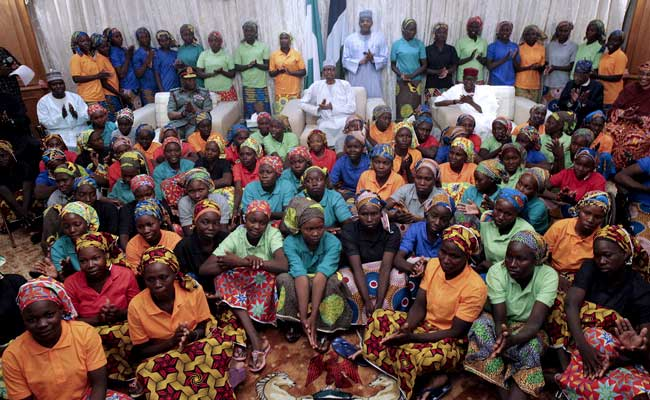 Boko Haram Releases Video Of Purported Chibok Girl