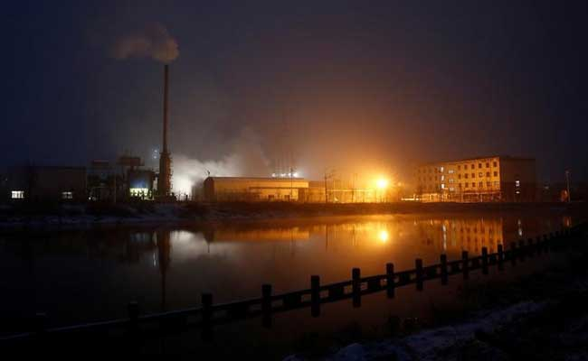 China's War On Pollution Means Little To A Chemical Park's Neighbours