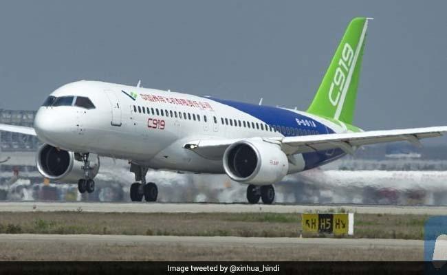 चीन ने बनाया खुद का यात्री जेट विमान, स्वदेशी विमान ने भरी उड़ान