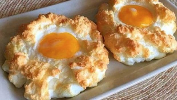 Cloud Eggs: A Unique Way of Making Eggs is Going Viral!